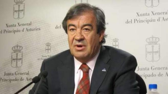 El nuevo presidente de Asturias, Francisco Álvarez-Cascos.