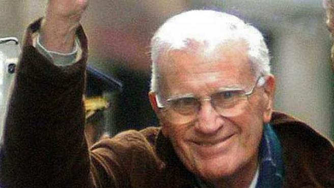 El exdictador uruguayo Juan María Bordaberry, en una imagen de archivo.