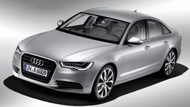 Audi A6 Hybrid.