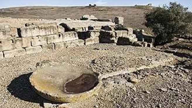 Conjunto Arqueológico Cástulo En Linares (Jaén)