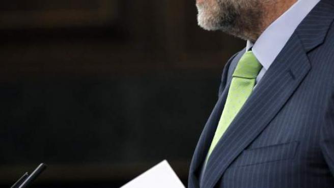 Fotografía de archivo de Mariano Rajoy.