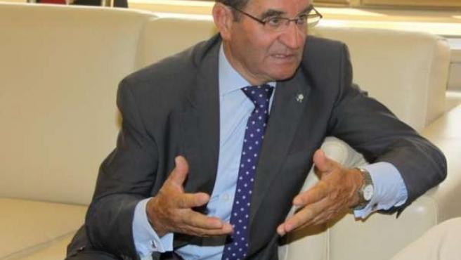 Andrés Gómez Mora, Presidente De Caja Rural De Castilla-La Mancha