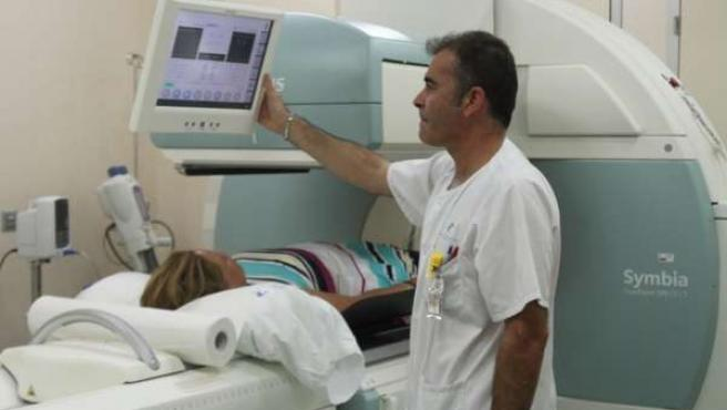 Tomografía Axial Computerizada (PET-TAC)