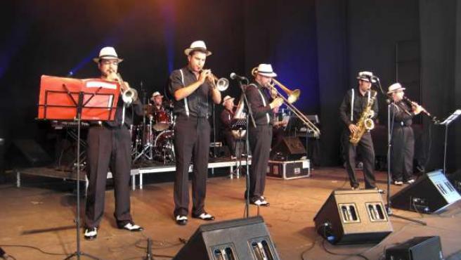 La Banda 'Dixie Rue Del Percebe'