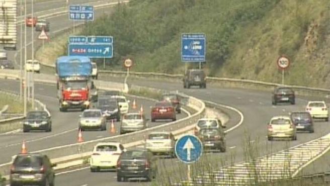 Tráfico intenso en Cantabria, pero sin retenciones
