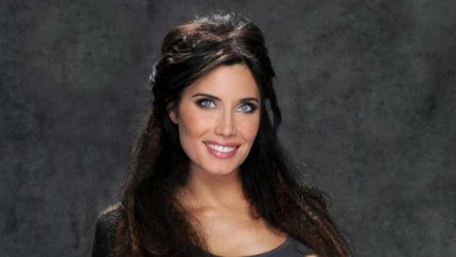 Imagen de archivo de la presentadora Pilar Rubio