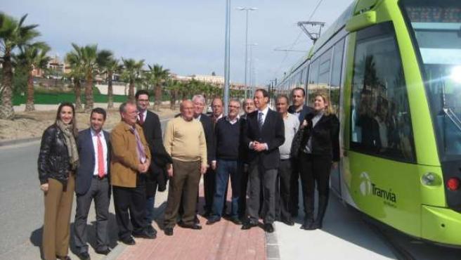 Tranvia De Murcia