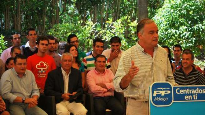González Pons, En La Intervención