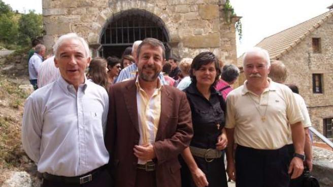 Inauguración Iglesia De Laguarta