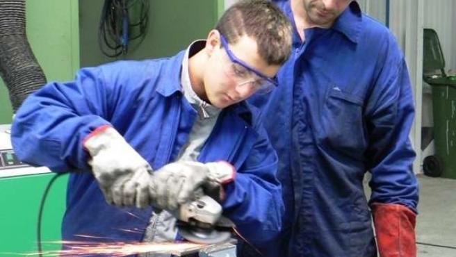 Joven Trabajador