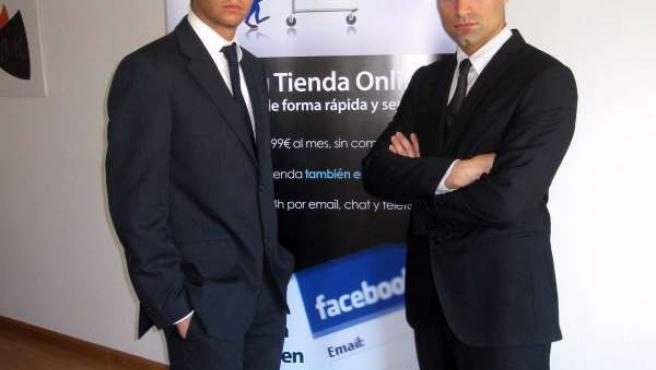 Enrique Andreu Y Alejandro Fanjul, Fundadores De Palbin.Com