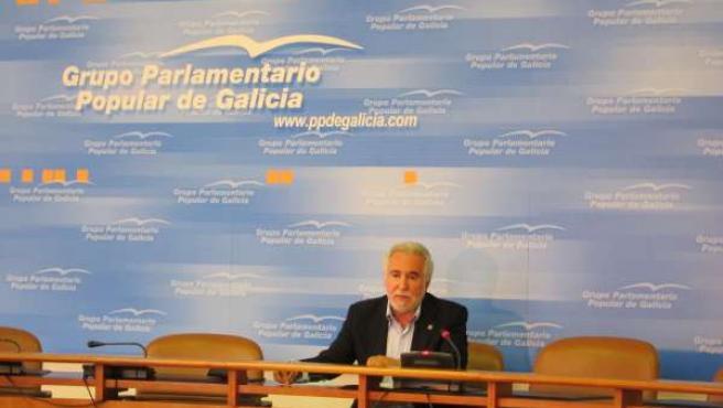El Diputado Del Ppdeg Miguel Santalices