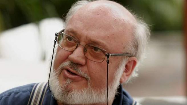 El cineasta José Luis Cuerda, en una imagen de archivo.