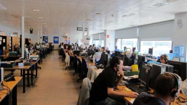 Oficina, Servicios, Call Center