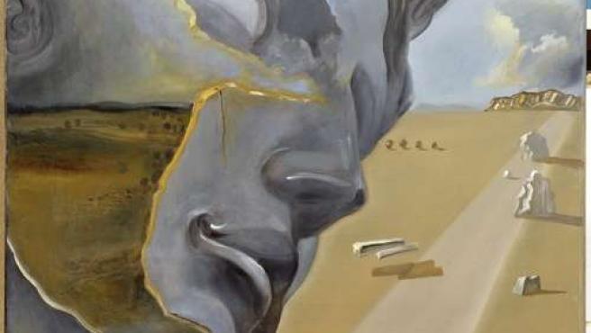 Óleo De Salvador Dalí