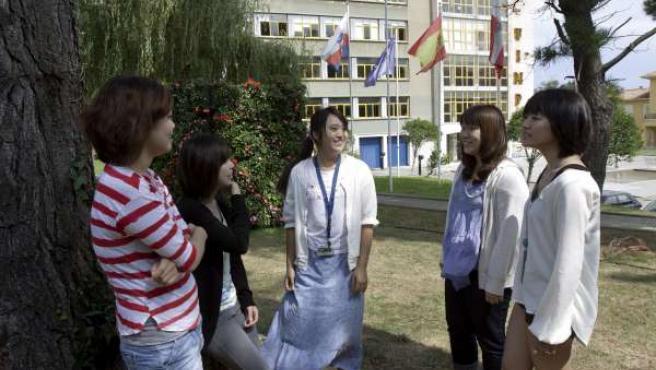 Estudiantes Las Llamas