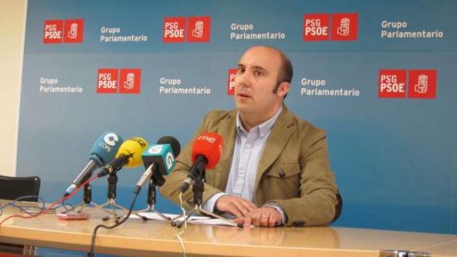 El diputado socialista José Manuel Lage Tuñas