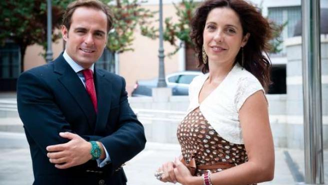 Juan Parejo Y Virginia Alberdi