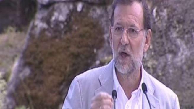 """Rajoy:""""España país más golpeado por la crisis"""""""