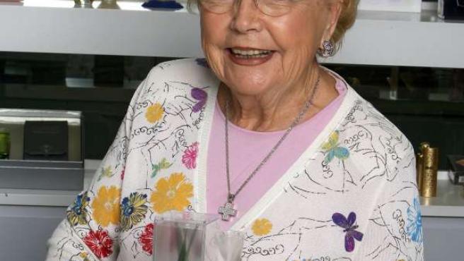 Júlia Bonet, Fundadora De Perfumerías Júlia