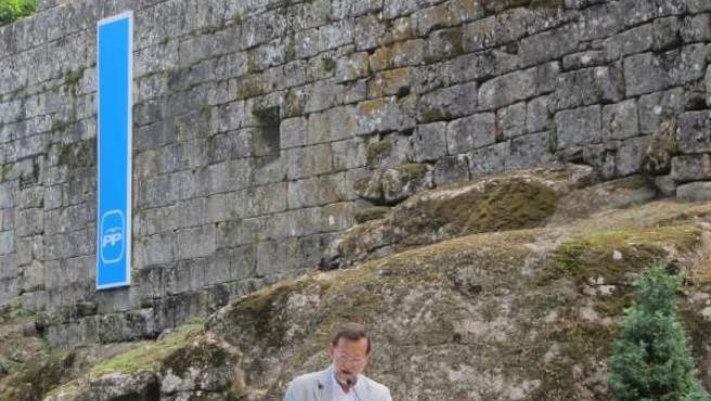 Mariano Rajoy En Soutomaior