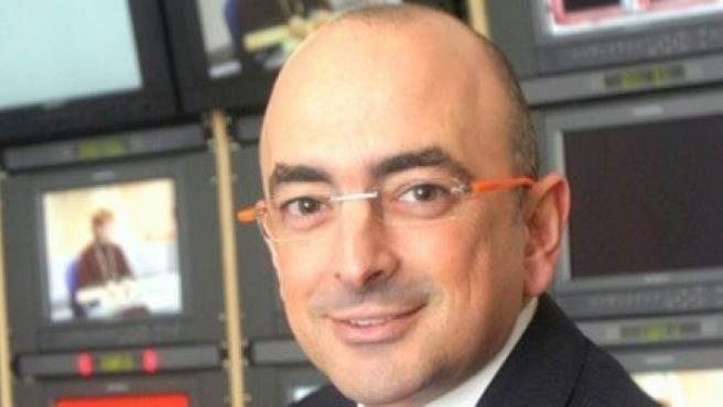 Fernando Quintela, periodista.