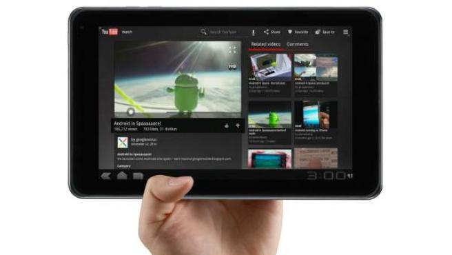 Los 'tablets', protagonistas de las ferias tecnológicas.