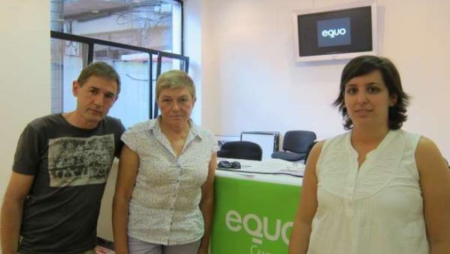 Miembros De Equo Cantabria