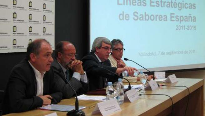 Presentación De Los Objetivos De Saborea España