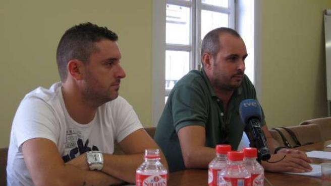 Óscar Revuelta Y José Antonio Abascal