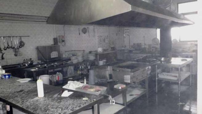Cocina Quemada