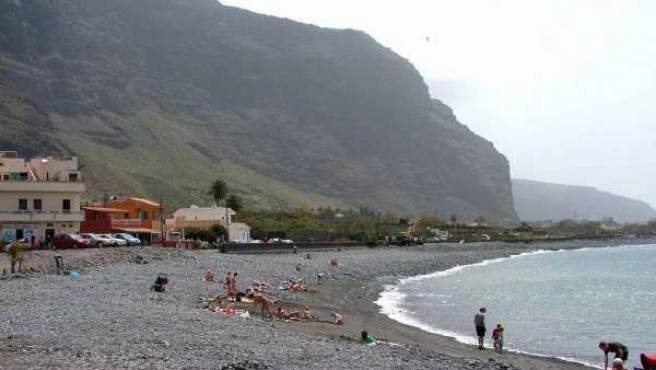 Playa de La Gomera