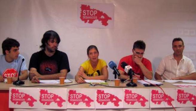 Plataforma De Afectados Contra La Hipoteca (PAH) De La Rioja