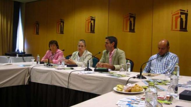 Presentación I Congreso De Consumo Saludable De Productos Ecológicos De Galicia