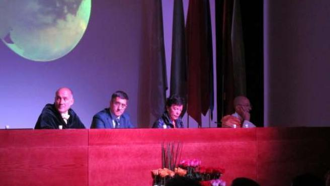 El Lehendakari, Patxi López, En La Inauguración Del Curso De La UPV/EHU