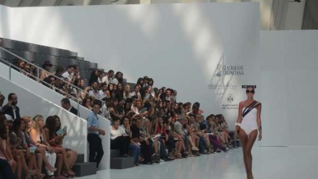 Primer Desfile De La Valencia Fashion Week (VFW)