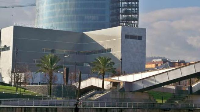 Nuevo edificio de la UPV/EHU