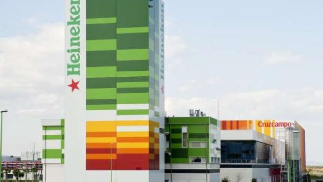 Fábrica De Heineken En Sevilla