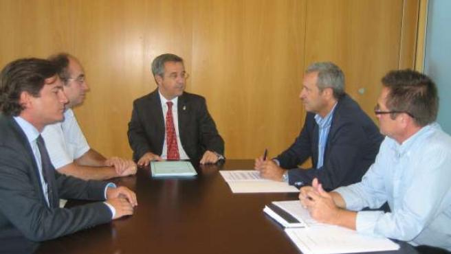 Reunión De Ayuntamiento De Estepona Y Patronato De Recaudación