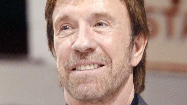 Chuck Norris, en una imagen de archivo.