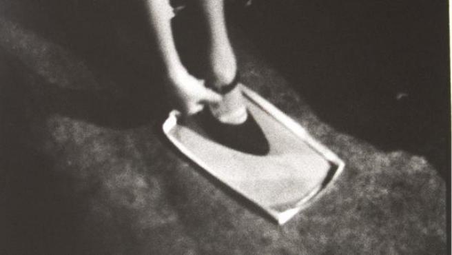 Una de las fotos que Jessica Lange expone en Avilés