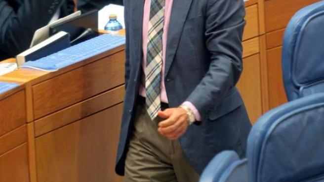 Agustín Hernández Comparecerá No Pleno Do Parlamento Para Informar Dos Sistemas