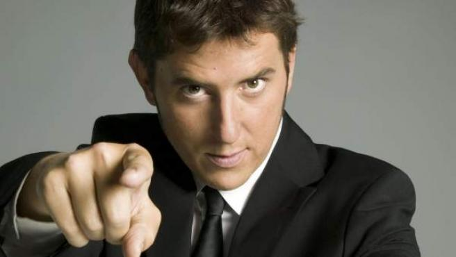Manel Fuentes se dio a conocer en programas como 'Crónicas marcianas' o 'Caiga quien caiga'.