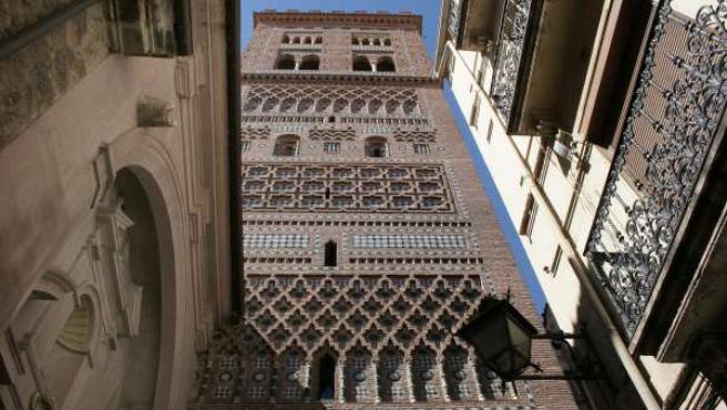 Torre mudéjar San Salvador (Teruel)
