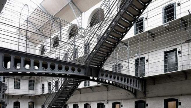 Una imagen de archivo que muestra el interior de una cárcel.