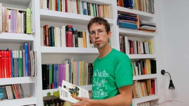 Borja Villa, uno de los profesores afectados por esta situación.