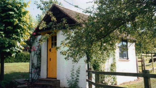 La pequeña casita de jardín donde Dahl escribió todos sus libros