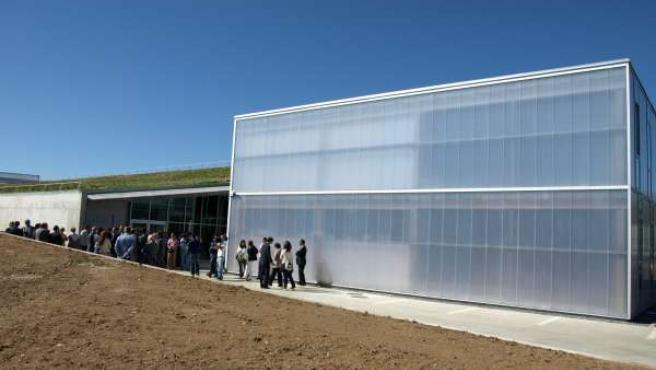 Edificio Incubadora De La USAL