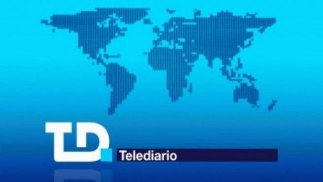Portada del Telediario 2 de TVE.