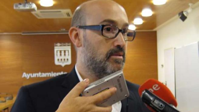 El Actor Riojano, Javier Cámara